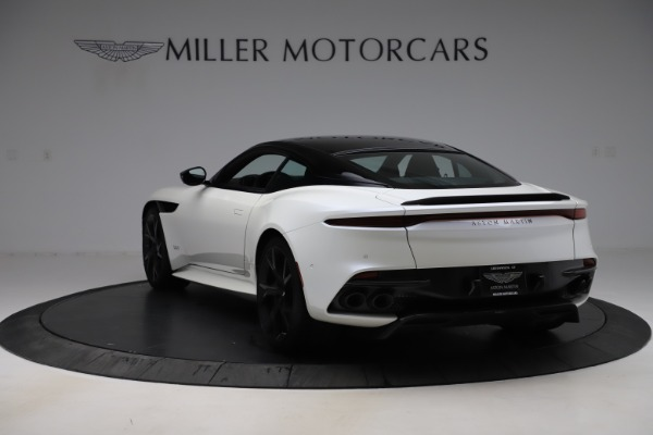 New 2019 Aston Martin DBS Superleggera for sale $345,631 at Rolls-Royce Motor Cars Greenwich in Greenwich CT 06830 6