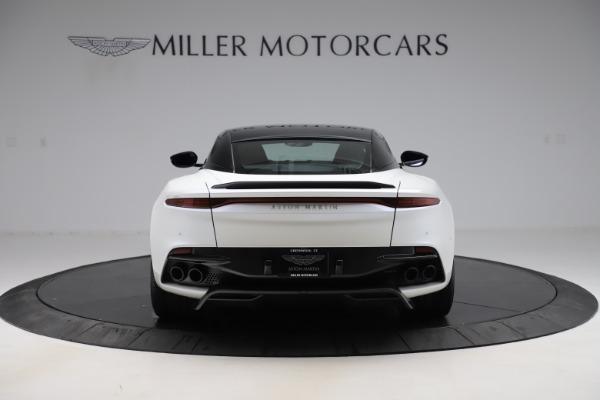 New 2019 Aston Martin DBS Superleggera for sale $345,631 at Rolls-Royce Motor Cars Greenwich in Greenwich CT 06830 7