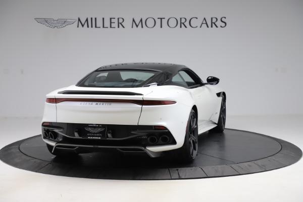 New 2019 Aston Martin DBS Superleggera for sale $345,631 at Rolls-Royce Motor Cars Greenwich in Greenwich CT 06830 8