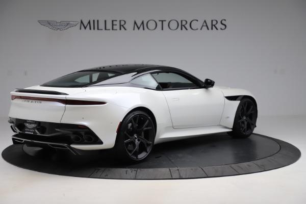 New 2019 Aston Martin DBS Superleggera for sale $345,631 at Rolls-Royce Motor Cars Greenwich in Greenwich CT 06830 9