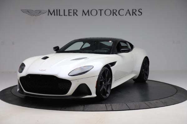 New 2019 Aston Martin DBS Superleggera for sale $345,631 at Rolls-Royce Motor Cars Greenwich in Greenwich CT 06830 1