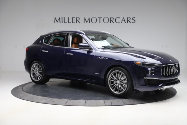 New 2020 Maserati Levante S Q4 GranLusso for sale $83,659 at Rolls-Royce Motor Cars Greenwich in Greenwich CT 06830 10