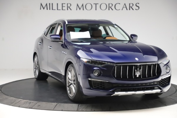 New 2020 Maserati Levante S Q4 GranLusso for sale $96,785 at Rolls-Royce Motor Cars Greenwich in Greenwich CT 06830 11