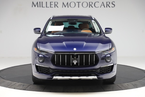 New 2020 Maserati Levante S Q4 GranLusso for sale $83,659 at Rolls-Royce Motor Cars Greenwich in Greenwich CT 06830 12