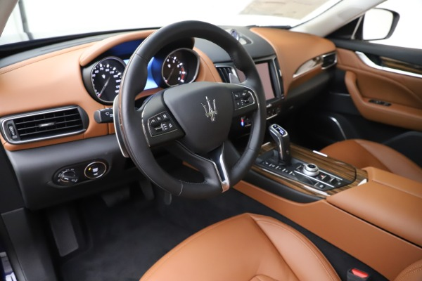 New 2020 Maserati Levante S Q4 GranLusso for sale $96,785 at Rolls-Royce Motor Cars Greenwich in Greenwich CT 06830 13
