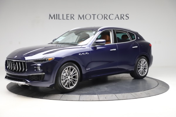 New 2020 Maserati Levante S Q4 GranLusso for sale $83,659 at Rolls-Royce Motor Cars Greenwich in Greenwich CT 06830 2