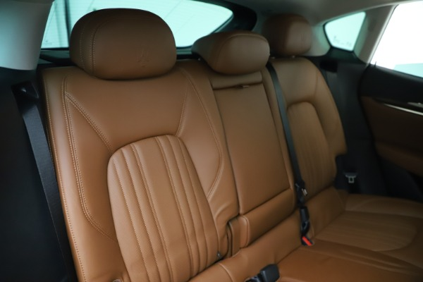 New 2020 Maserati Levante S Q4 GranLusso for sale $83,659 at Rolls-Royce Motor Cars Greenwich in Greenwich CT 06830 26