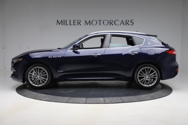 New 2020 Maserati Levante S Q4 GranLusso for sale $96,785 at Rolls-Royce Motor Cars Greenwich in Greenwich CT 06830 3