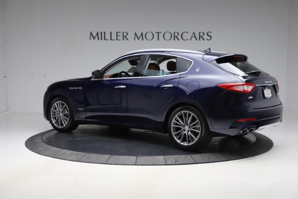 New 2020 Maserati Levante S Q4 GranLusso for sale $96,785 at Rolls-Royce Motor Cars Greenwich in Greenwich CT 06830 4