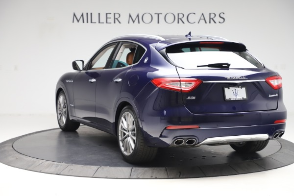 New 2020 Maserati Levante S Q4 GranLusso for sale $96,785 at Rolls-Royce Motor Cars Greenwich in Greenwich CT 06830 5