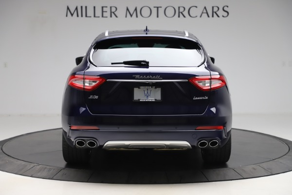 New 2020 Maserati Levante S Q4 GranLusso for sale $96,785 at Rolls-Royce Motor Cars Greenwich in Greenwich CT 06830 6