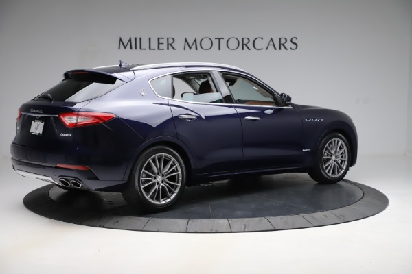 New 2020 Maserati Levante S Q4 GranLusso for sale $96,785 at Rolls-Royce Motor Cars Greenwich in Greenwich CT 06830 8