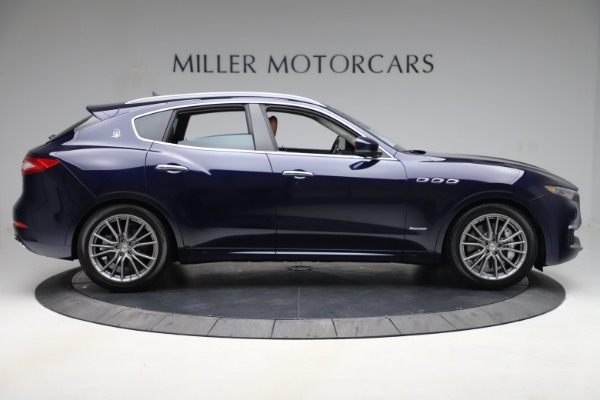 New 2020 Maserati Levante S Q4 GranLusso for sale $83,659 at Rolls-Royce Motor Cars Greenwich in Greenwich CT 06830 9