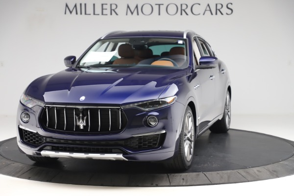 New 2020 Maserati Levante S Q4 GranLusso for sale $96,785 at Rolls-Royce Motor Cars Greenwich in Greenwich CT 06830 1