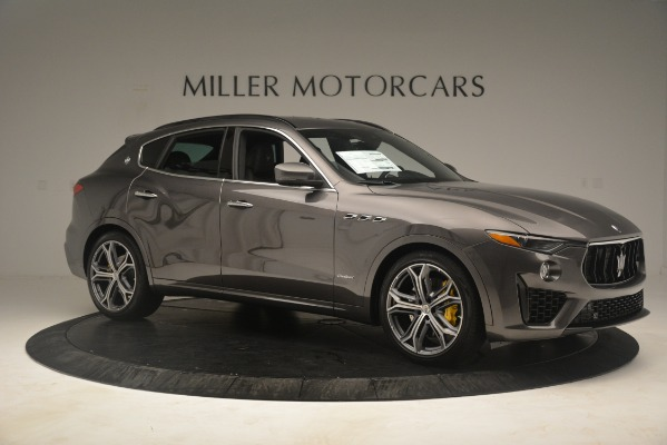 New 2020 Maserati Levante S Q4 GranSport for sale $101,585 at Rolls-Royce Motor Cars Greenwich in Greenwich CT 06830 10