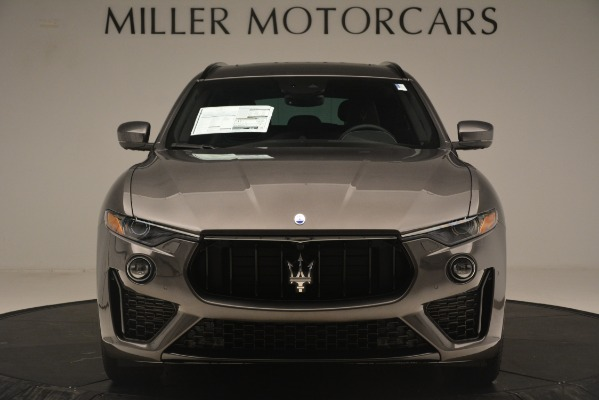 New 2020 Maserati Levante S Q4 GranSport for sale $101,585 at Rolls-Royce Motor Cars Greenwich in Greenwich CT 06830 12