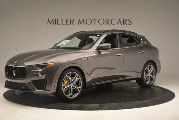 New 2020 Maserati Levante S Q4 GranSport for sale $101,585 at Rolls-Royce Motor Cars Greenwich in Greenwich CT 06830 2