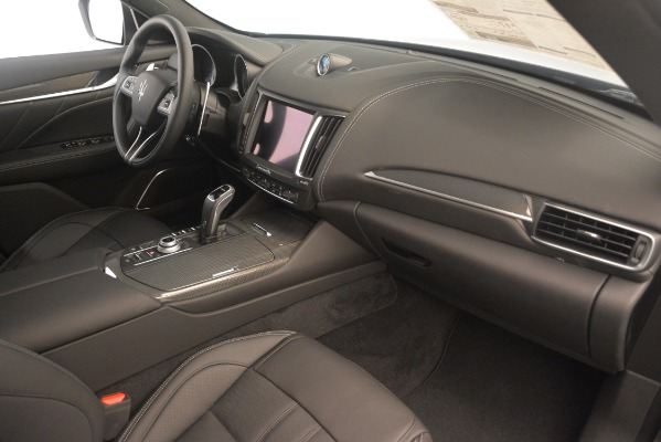 New 2020 Maserati Levante S Q4 GranSport for sale $101,585 at Rolls-Royce Motor Cars Greenwich in Greenwich CT 06830 22