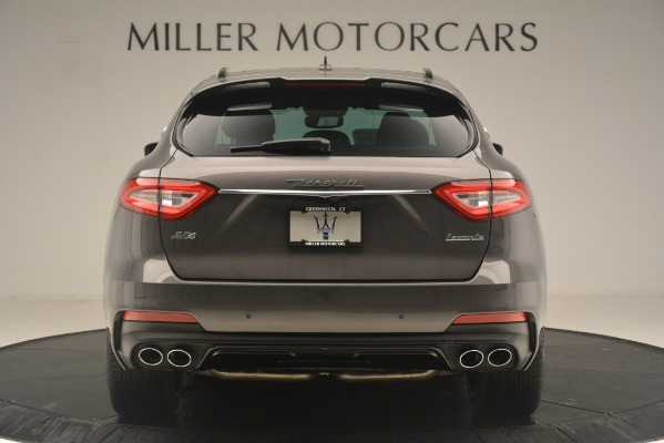 New 2020 Maserati Levante S Q4 GranSport for sale $101,585 at Rolls-Royce Motor Cars Greenwich in Greenwich CT 06830 6