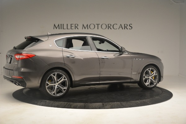 New 2020 Maserati Levante S Q4 GranSport for sale $101,585 at Rolls-Royce Motor Cars Greenwich in Greenwich CT 06830 8