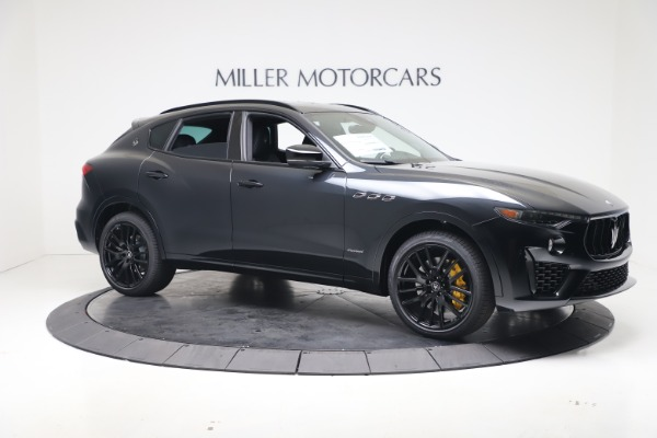 New 2020 Maserati Levante S Q4 GranSport for sale $106,585 at Rolls-Royce Motor Cars Greenwich in Greenwich CT 06830 10