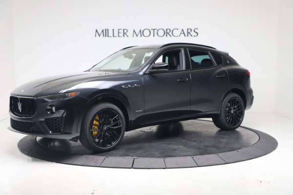New 2020 Maserati Levante S Q4 GranSport for sale $106,585 at Rolls-Royce Motor Cars Greenwich in Greenwich CT 06830 2