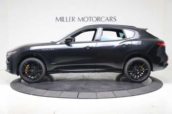 New 2020 Maserati Levante S Q4 GranSport for sale $106,585 at Rolls-Royce Motor Cars Greenwich in Greenwich CT 06830 3
