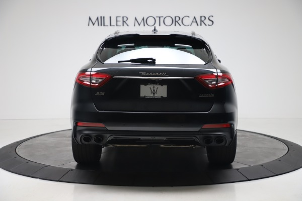 New 2020 Maserati Levante S Q4 GranSport for sale $106,585 at Rolls-Royce Motor Cars Greenwich in Greenwich CT 06830 6