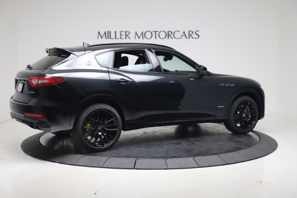 New 2020 Maserati Levante S Q4 GranSport for sale $106,585 at Rolls-Royce Motor Cars Greenwich in Greenwich CT 06830 8