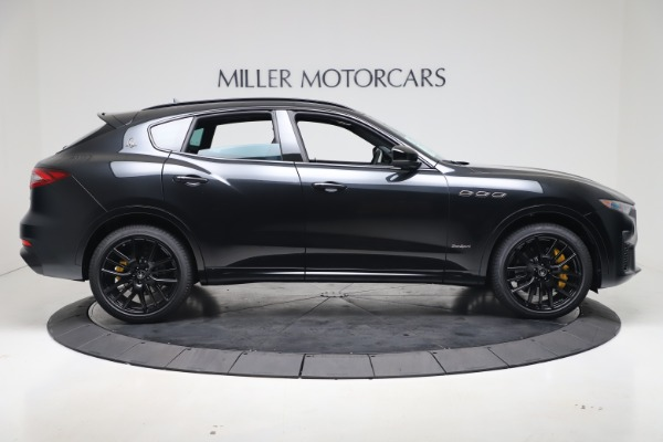 New 2020 Maserati Levante S Q4 GranSport for sale $106,585 at Rolls-Royce Motor Cars Greenwich in Greenwich CT 06830 9