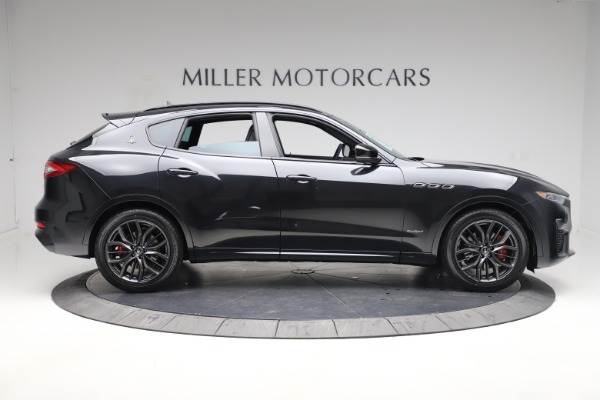 New 2020 Maserati Levante Q4 GranSport for sale $73,058 at Rolls-Royce Motor Cars Greenwich in Greenwich CT 06830 9