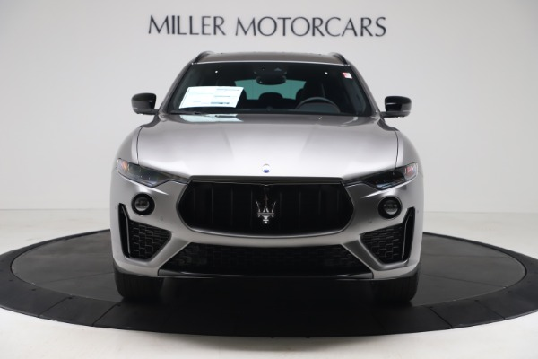 New 2020 Maserati Levante Q4 GranSport for sale Sold at Rolls-Royce Motor Cars Greenwich in Greenwich CT 06830 12