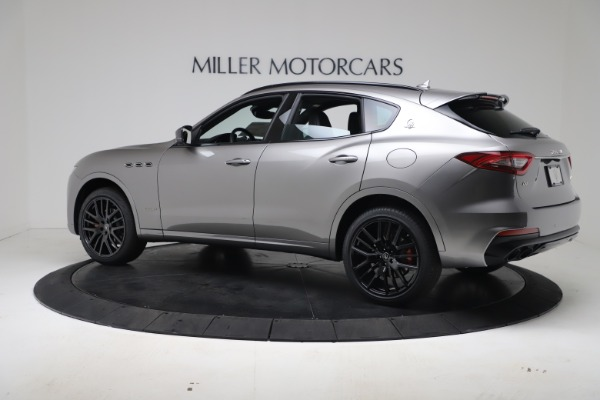 New 2020 Maserati Levante Q4 GranSport for sale Sold at Rolls-Royce Motor Cars Greenwich in Greenwich CT 06830 4