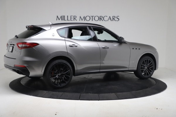 New 2020 Maserati Levante Q4 GranSport for sale Sold at Rolls-Royce Motor Cars Greenwich in Greenwich CT 06830 8