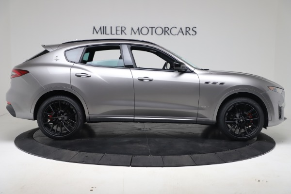New 2020 Maserati Levante Q4 GranSport for sale Sold at Rolls-Royce Motor Cars Greenwich in Greenwich CT 06830 9
