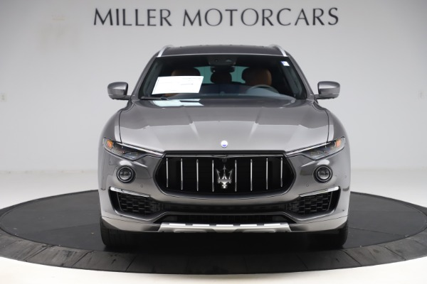New 2020 Maserati Levante Q4 GranLusso for sale $86,935 at Rolls-Royce Motor Cars Greenwich in Greenwich CT 06830 12
