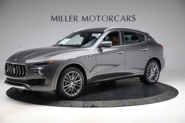 New 2020 Maserati Levante Q4 GranLusso for sale $86,935 at Rolls-Royce Motor Cars Greenwich in Greenwich CT 06830 2