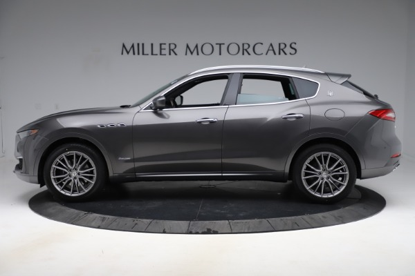 New 2020 Maserati Levante Q4 GranLusso for sale $86,935 at Rolls-Royce Motor Cars Greenwich in Greenwich CT 06830 3