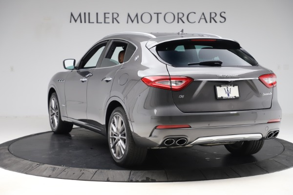 New 2020 Maserati Levante Q4 GranLusso for sale $86,935 at Rolls-Royce Motor Cars Greenwich in Greenwich CT 06830 5