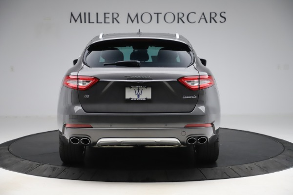 New 2020 Maserati Levante Q4 GranLusso for sale $86,935 at Rolls-Royce Motor Cars Greenwich in Greenwich CT 06830 6