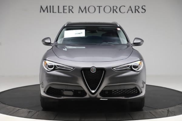 New 2019 Alfa Romeo Stelvio Ti Q4 for sale $51,090 at Rolls-Royce Motor Cars Greenwich in Greenwich CT 06830 12