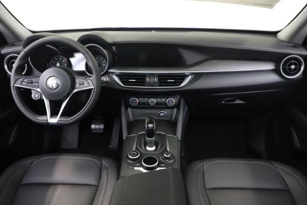 New 2019 Alfa Romeo Stelvio Ti Q4 for sale $51,090 at Rolls-Royce Motor Cars Greenwich in Greenwich CT 06830 16