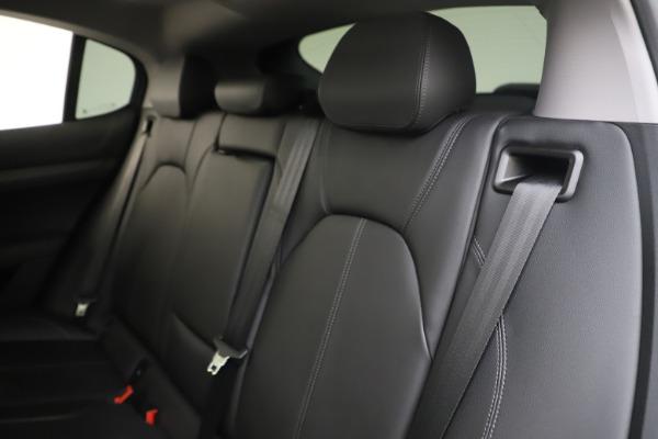 New 2019 Alfa Romeo Stelvio Ti Q4 for sale $51,090 at Rolls-Royce Motor Cars Greenwich in Greenwich CT 06830 18