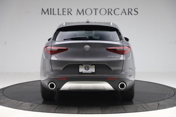 New 2019 Alfa Romeo Stelvio Ti Q4 for sale $51,090 at Rolls-Royce Motor Cars Greenwich in Greenwich CT 06830 6