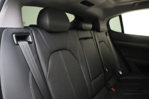 New 2019 Alfa Romeo Stelvio Ti Q4 for sale Sold at Rolls-Royce Motor Cars Greenwich in Greenwich CT 06830 26
