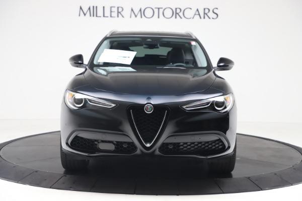 New 2019 Alfa Romeo Stelvio Ti Q4 for sale $51,840 at Rolls-Royce Motor Cars Greenwich in Greenwich CT 06830 12
