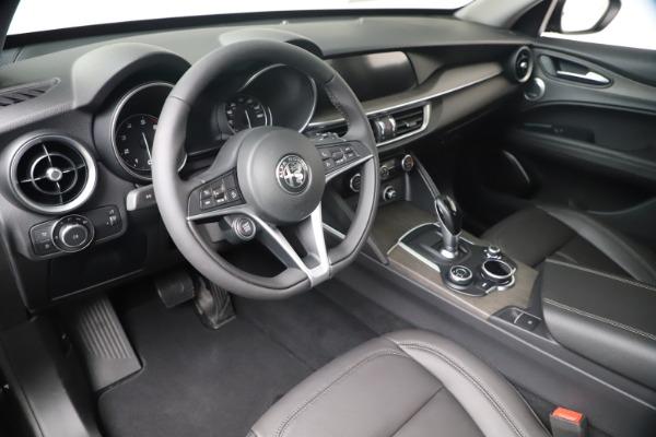 New 2019 Alfa Romeo Stelvio Ti Q4 for sale $51,840 at Rolls-Royce Motor Cars Greenwich in Greenwich CT 06830 13
