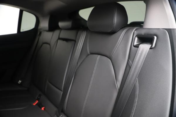New 2019 Alfa Romeo Stelvio Ti Q4 for sale $51,840 at Rolls-Royce Motor Cars Greenwich in Greenwich CT 06830 18