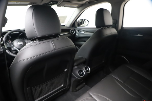 New 2019 Alfa Romeo Stelvio Ti Q4 for sale $51,840 at Rolls-Royce Motor Cars Greenwich in Greenwich CT 06830 20