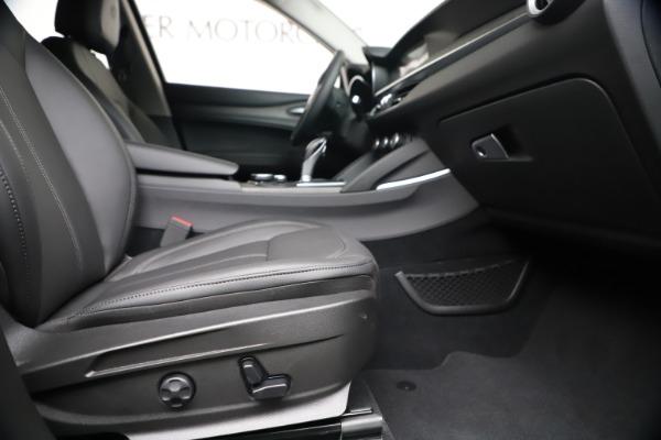 New 2019 Alfa Romeo Stelvio Ti Q4 for sale $51,840 at Rolls-Royce Motor Cars Greenwich in Greenwich CT 06830 23